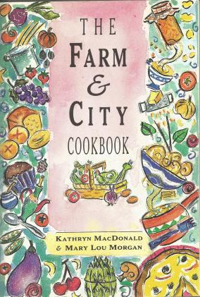 ...reflects the traditions of farm cooking, using fresh local foods, as well as the rich influences of many cultures on our cuisines....With wit and humour, the authors show how we can be both critical consumers of food and wonderful cooks.