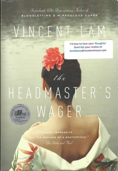 39 The Headmaster's Wager
