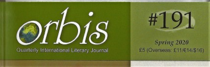 Orbis #191 cover header
